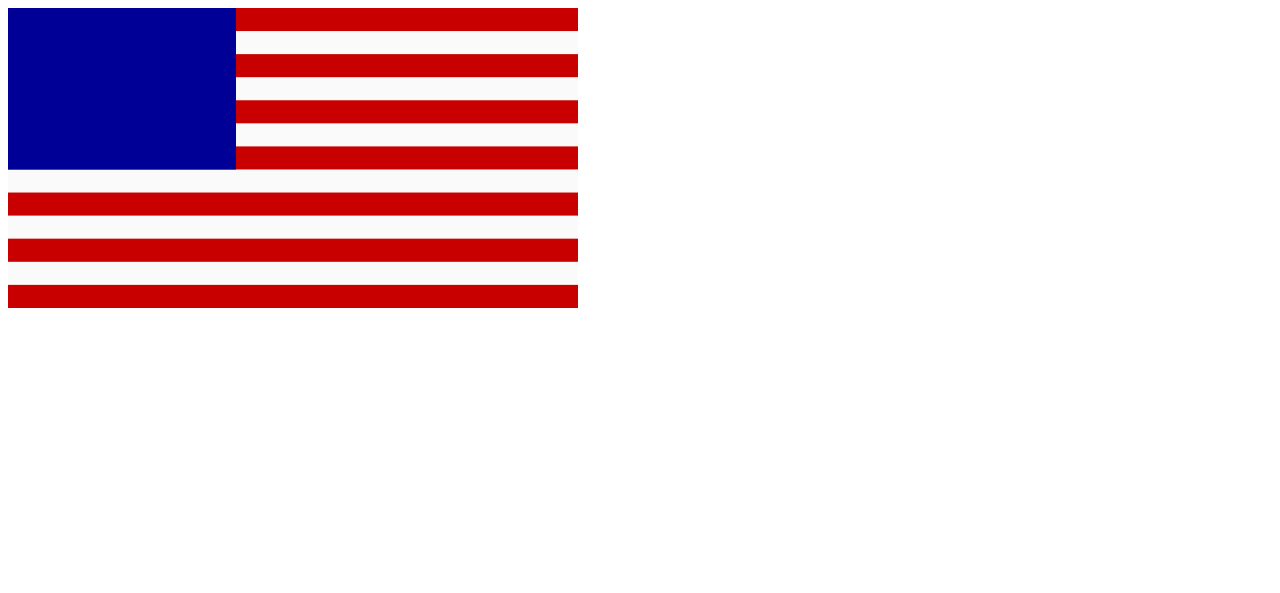How To Draw USA FLag