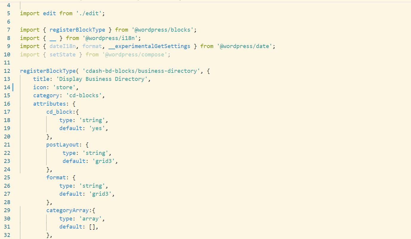 WordPress Shortcodes and blocks